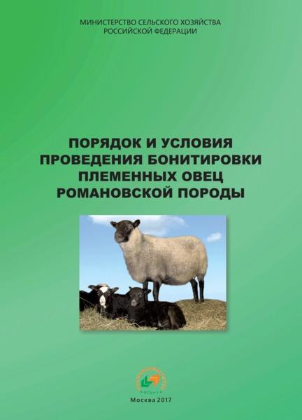Порядок и условия проведения бонитировки племенных овец романовской породы